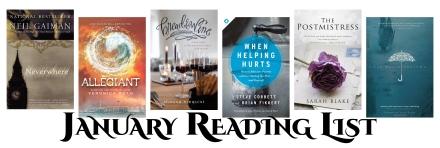 January Reading List